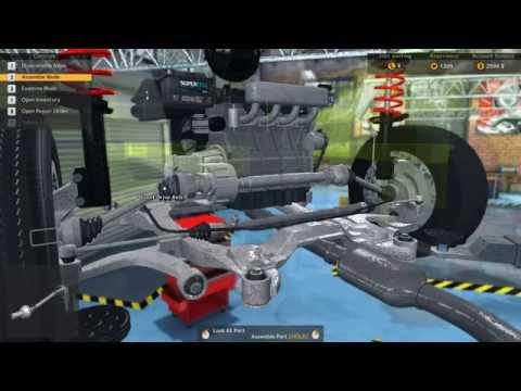 "Car Mechanic Simulator 2015 ""Do not break your crankshaft people!"""