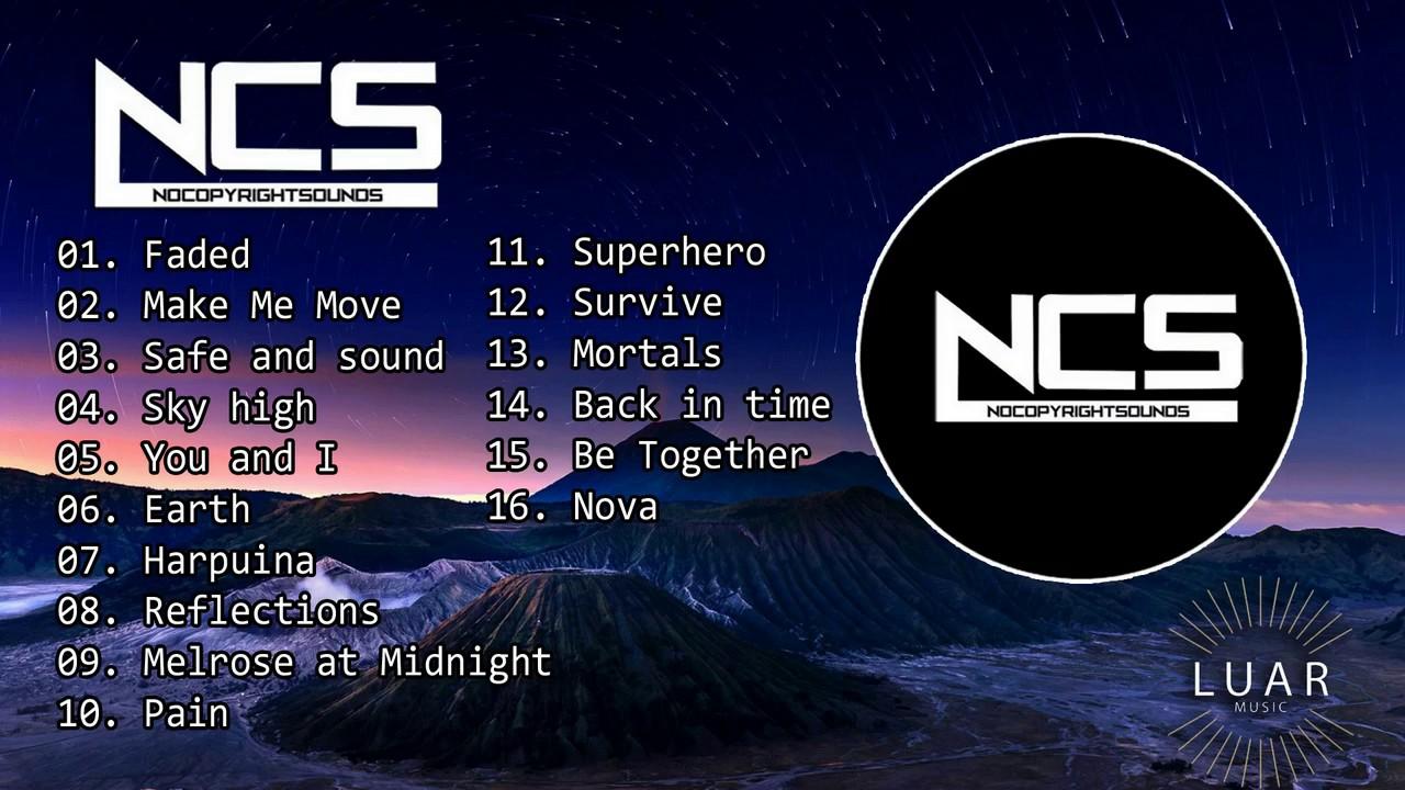 [1 Hora] Top 16 Gaming Music - Melhores Música Eletrônica