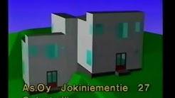 OP Kiinteistökeskus Mainos 1989