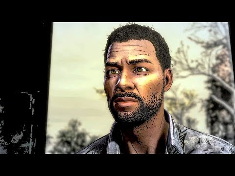 Lee Returns Flashback Scene - THE WALKING DEAD Game Season 4 Episode 3 (The Final Season)