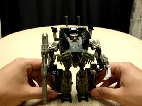 2007 Movie Deluxe BRAWL/DEVASTATOR: EmGo's Transformers Reviews 'N Stuff