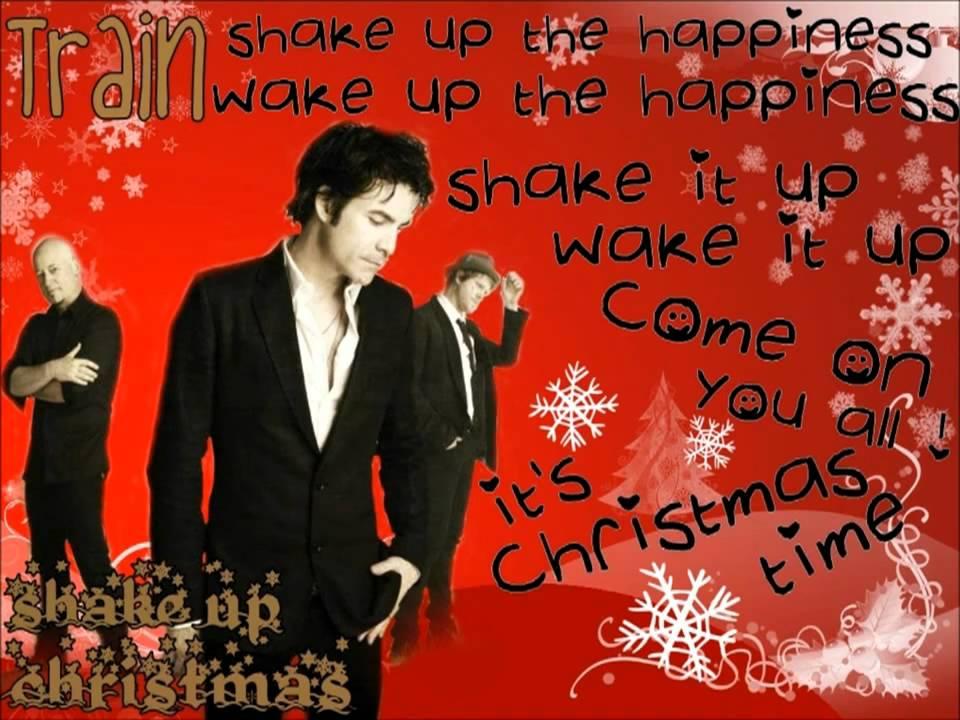 Train Shake Up Christmas HD + Lyrics2 - YouTube