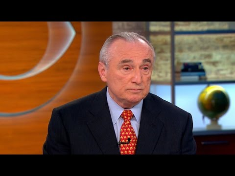 NYPD commissioner on grand jury decision on Eric Garner's death, lessons from Ferguson