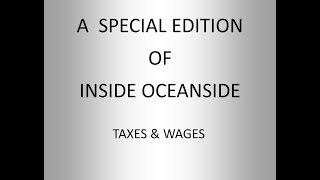 Oceanside Sanitation Report