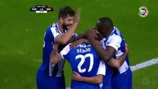 Resumo FC Porto 3-1 Braga (Liga 21ªJ)