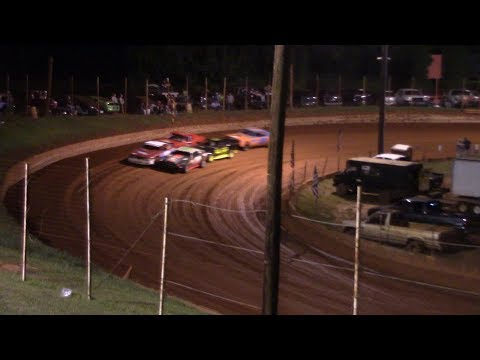 Winder Barrow Speedway Stock Eight Cylinders Feature Race 8/31/19