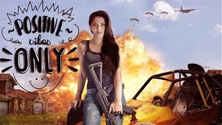 PUBG MOBILE LIVE - POSITIVE VIBES ONLY   WITH POOJA