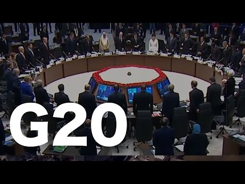 What is the G20?