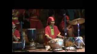 Kolaborasi Musik Modern dan tradisional DOL Sanggar GABE BENGKULU