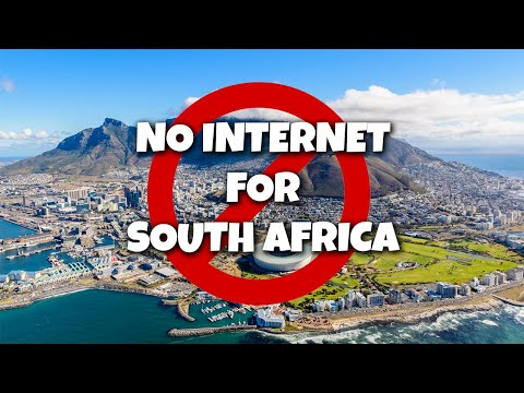 Bad News For South African Internet