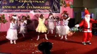 indian christian children dance