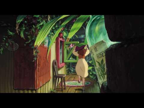 Karigurashi no Arrietty -- 1080p Trailer