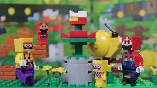 Minecraft Super Mario - LEGO из китая