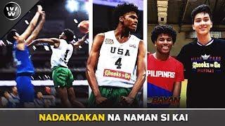 Nang Madakdakan Muli si Kai Sotto ni Jalen Green | My Opinion | Para sa mga BASHERS ni KAI