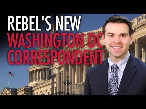 Meet Jack Posobiec, the Rebel's new Washington, DC bureau chief