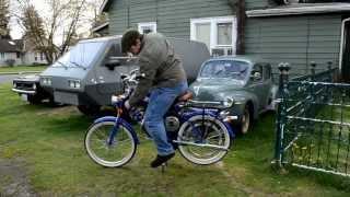 Schwinn Whizzer motorized bicycle  for sale.