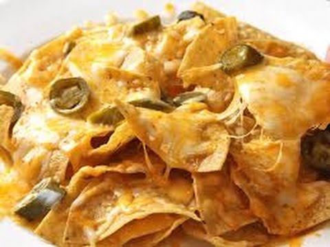 Easy Easy Delicious Cheese Nachos With Jalapenos Youtube