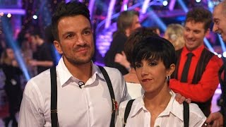 Goodbye Carol - Strictly Come Dancing 2015 - BBC One
