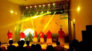 Tiếng trống paranung - Đội Đồng Ca khoa Y ĐH YD TP HCM
