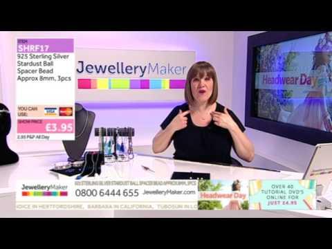 JewelleryMaker LIVE 21/02/17: 6PM - 11PM