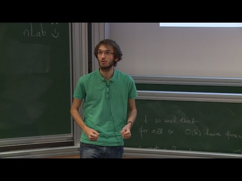 Ingo BLECHSCHMIDT - Using the internal language of toposes in algebraic geometry