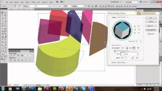 Illustrator Tutorial 3D Pie Charts | Glazefolio Design Blog