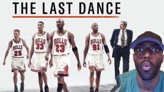 """THE LAST DANCE"" WATCH PARTY!! MICHEAL JORDAN CHICAGO BULLS LAST DANCE"