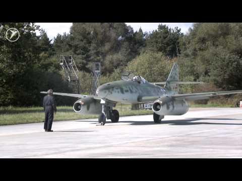 Messerschmitt Me 262 / engine start / original sound