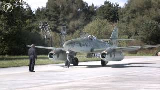 Messerschmitt Me 262 / engine start / original sound