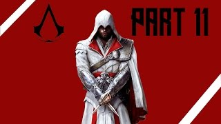 Assassin's Creed Brotherhood (Part #11 - Head of the Assassins) PC gameplay