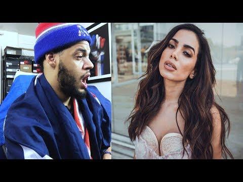 Anitta Mc Zaac Maejor - Tropkillaz & DJ Yuri Martins - Vai Malandra    Reaccion