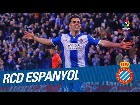 TOP 10 Goles del RCD Espanyol LaLiga Santander 2016/17