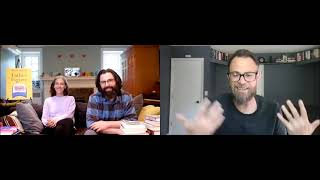 Jared Yates Sexton & Jordan Shapiro - Father Figure Book Tour
