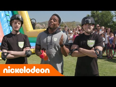 Slime Cup | La sfida tra Jace Norman e Jack Griffo | Nickelodeon
