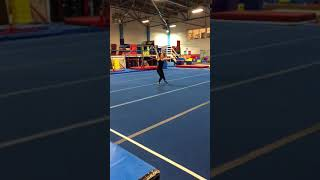 Junior Interclub Queen of Africa Floor Routine