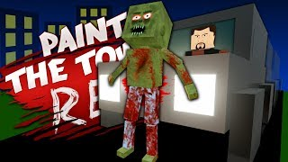 THE ROAMING DEAD FINALE - Best User Made Levels - Paint the Town Red