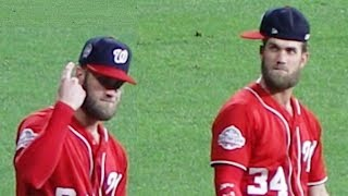 Bryce Harper dreaming of playing for the Phillies at Citizens Bank Park