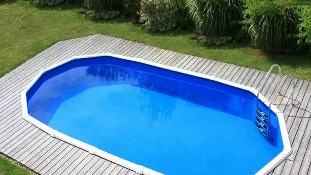 Fantastisch Schwimmbad Für Garten - YouTube IN45
