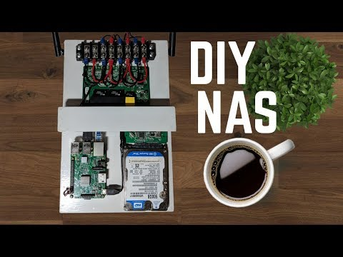 DIY NAS/PLEX Media Server Raspberry PI Build Log