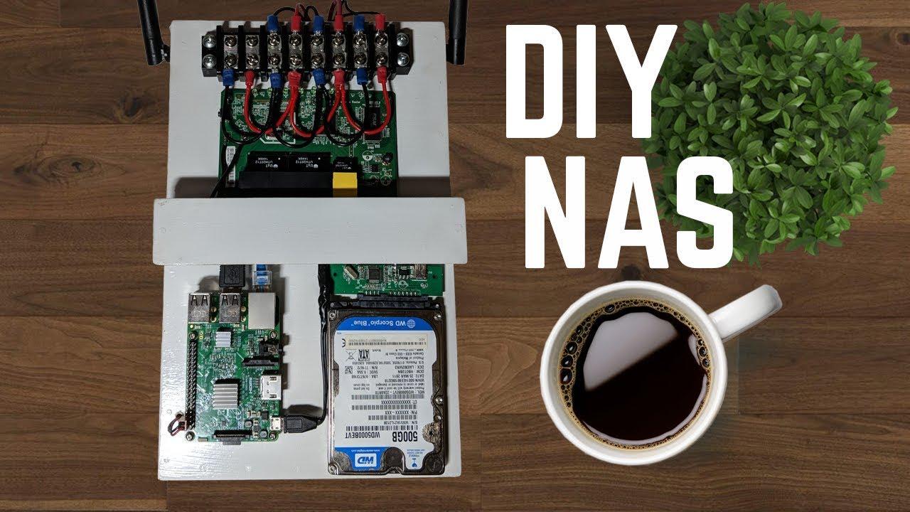 Diy Nas Plex Media Server | Diydrywalls org