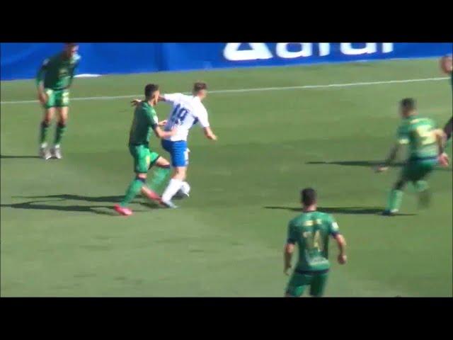 Tropiezo del Rayo Majadahonda ante el Villanovense en un partido decisivo (0-2)