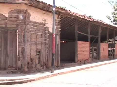 Forrado casas coloniales en somotillo