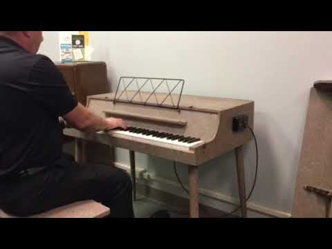 Vintage Wurlitzer electric piano