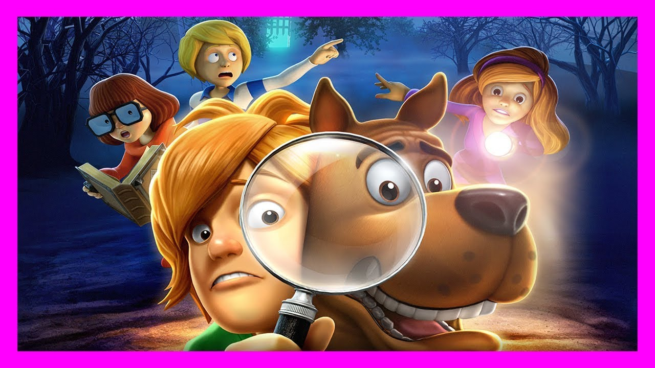 scooby doo first frights game free download for pc