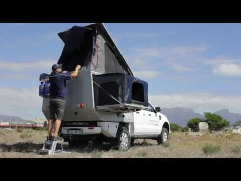 Alu-Cab DCab Four Sleeper Camper - Introduction