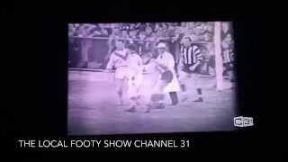 1957 Collingwood Vs South Melbourne Vic Park (The Local Footy Show)