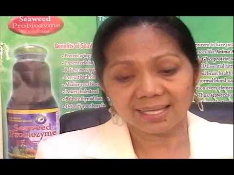 Sikap Pilipino-Biontriwealth Seaweeds Ingredients
