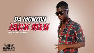 Gambar cover JACK MEN - DA MONZON