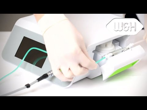 Dental surgical unit - Implantmed - how to install the unit