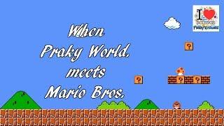 When Praky World meets Mario Bros | Funny | Viral Video